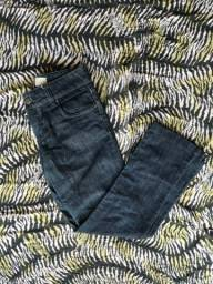 Calça jeans da espaço fashion