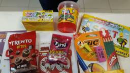 Kit Criativo Divertido Criança Feliz MABI Premium Acrilex