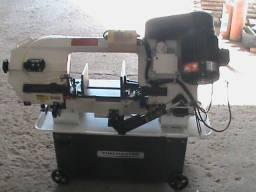 Serra Fita - Máquina para cortar ferro e metal