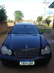 Mercedes C180 2003 Raridade