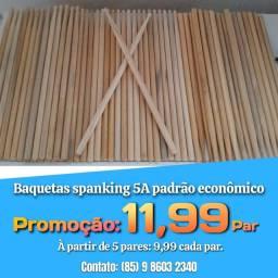 Baquetas... RS11,99