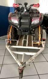 Quadriciclo FourTrax 4x4 2019