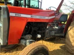 Vendo trator Massey Fergunson 290