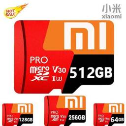 Cartão de memória 512GB Xiaomi
