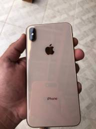 IPhone XS Max 256gb gold ( bateria 90% )