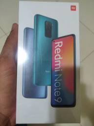 Smartphone xiaomi redmi note 9 64 verde