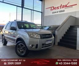Ford Ecosport XLT Freestyle 1.6