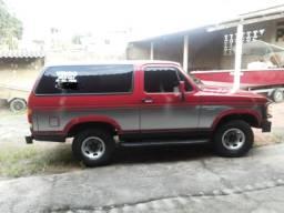 Bonanza (Vermelha) custom 1990, em ótimo estado