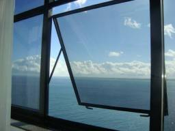 Flat com vista para o mar - alugo por temporada