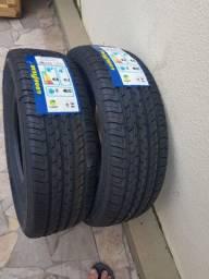 Vendo 2 pneus novos, numeração 185/65r14
