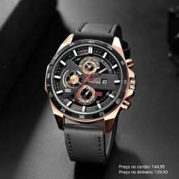 Relógio masculino Importado original Vavavoom