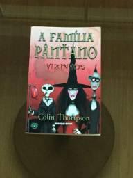 Livro A Família Pântano Colin Thompson