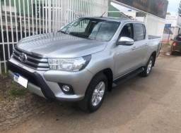 Toyota Hilux 2.8 Tdi Srv Cab. Dupla 4x4 Aut