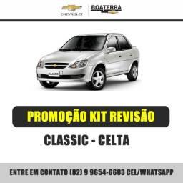 Kit Revisão Celta e Classic Promoção Boa Terra Veiculos