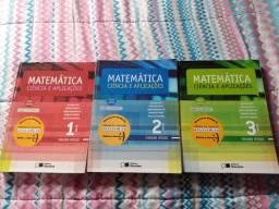 Livros de Matemática - Ensino Médio
