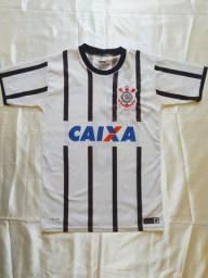 Camiseta Corinthians - Homenagem a Rivellino