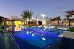 Título do anúncio: Porteira Fechada - Casa Duplex 206 m², 4 suítes, 4 vagas - Condomínio Luxo - Eusébio...