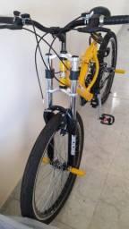 Bicicleta Amarela