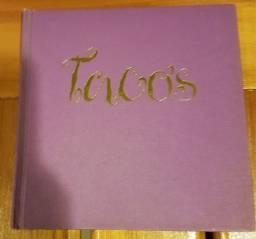 Livro de receitas de tacos