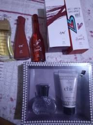 Vendo perfumes