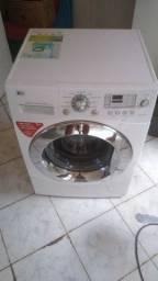 Lava e seca LG novíssima