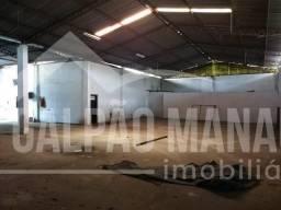 Galpão Manaus - 800 m² - São Jorge - GPL38