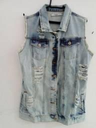 Jaqueta Jeans Código Girls