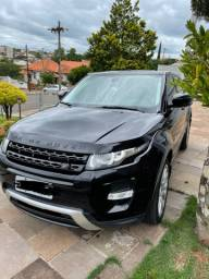 Land Rover Evoque Dynamic 2013