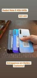Redmi Note 8 e Redmi Note 9