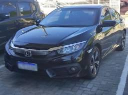 Honda Civic EXL G10 2017/2017 - BLINDADO - Oportunidade