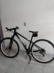 Bicicleta completa, toda revisada.