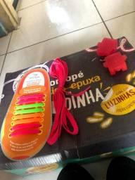 Sapato de rodinha Ortopé novo na caixa
