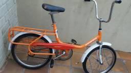 Bicicleta antiga Monark Monareta aro 20