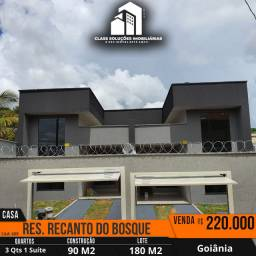 Casa no Res. Recanto Do Bosque 3/4 Sendo 1 Suíte