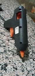 Pistola de silicone grande seminova