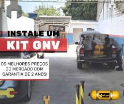 Instalação de kit gnv