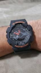G Shock modelo GA110, top de linha a prova d'água