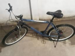 Bicicleta aro 26 marcha jante extra forte toda rolamento quadro alumínio