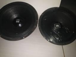 2 alto falante  de 10 polegada 1 JBL e outra paione  400 RMS usada some nova zerada