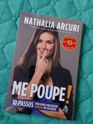 Livro Me Poupe - Nathalia Arcuri