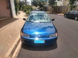 Civic 94 Lx automatico azul