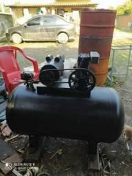 Compressor a ar schulz 175 litros