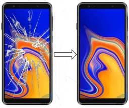 Vidro da Tela para Samsung A9 Plus 2018 A730, Mantenha a Originalidade do seu Celular!