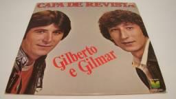 LP Vinil - Gilberto e Gilmar - Capa de Revista / ano: 1983 - 12 musicas