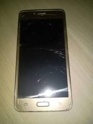 Samsung Galaxy J2 Prime Dourado