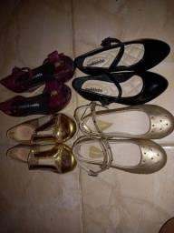 Tam 26 calçados menina