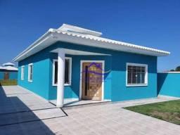 Casa com 3 dormitórios à venda, 110 m² por R$ 520.000,00 - Jardim Atlântico Leste (Itaipua