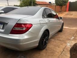 Título do anúncio: Mercedes c 180