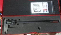 Paquímetro starrett digital 300mm novo