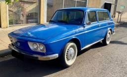 Título do anúncio: Vw Variant 1600 dupla carburação - restaurada- impecável
